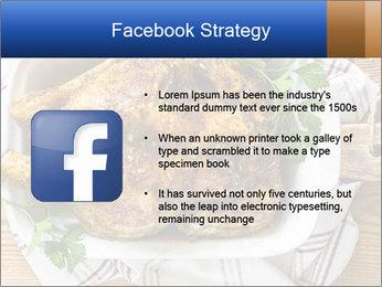 Roasted chicken PowerPoint Templates - Slide 6