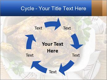 Roasted chicken PowerPoint Templates - Slide 62