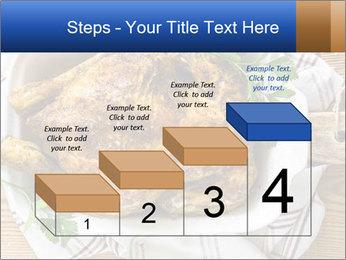 Roasted chicken PowerPoint Templates - Slide 64