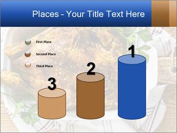 Roasted chicken PowerPoint Templates - Slide 65