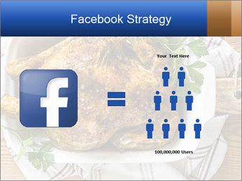 Roasted chicken PowerPoint Templates - Slide 7