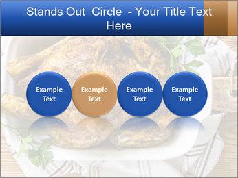 Roasted chicken PowerPoint Templates - Slide 76