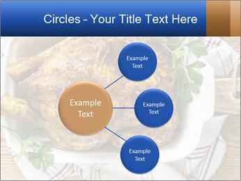Roasted chicken PowerPoint Templates - Slide 79