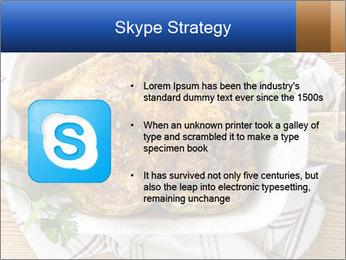 Roasted chicken PowerPoint Templates - Slide 8
