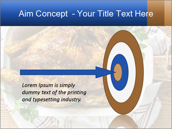 Roasted chicken PowerPoint Templates - Slide 83