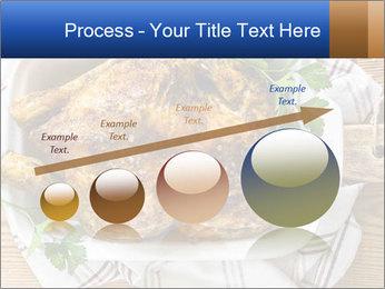 Roasted chicken PowerPoint Templates - Slide 87