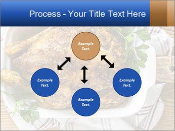 Roasted chicken PowerPoint Templates - Slide 91