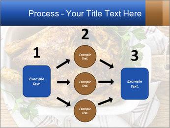 Roasted chicken PowerPoint Templates - Slide 92