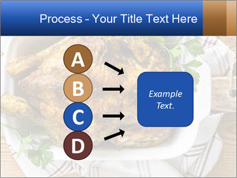 Roasted chicken PowerPoint Templates - Slide 94