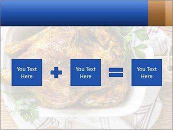 Roasted chicken PowerPoint Templates - Slide 95