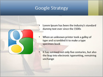 A mortarboard PowerPoint Templates - Slide 10