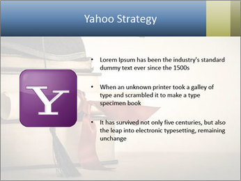 A mortarboard PowerPoint Templates - Slide 11