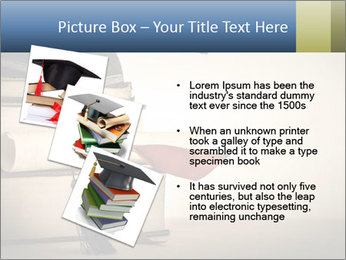 A mortarboard PowerPoint Templates - Slide 17