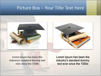 A mortarboard PowerPoint Templates - Slide 18