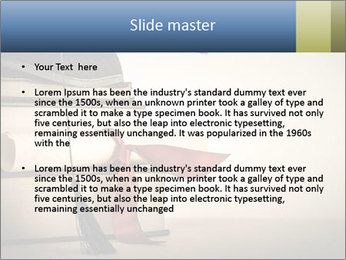 A mortarboard PowerPoint Templates - Slide 2