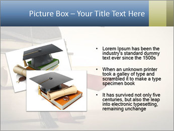 A mortarboard PowerPoint Templates - Slide 20