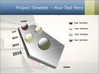 A mortarboard PowerPoint Templates - Slide 26