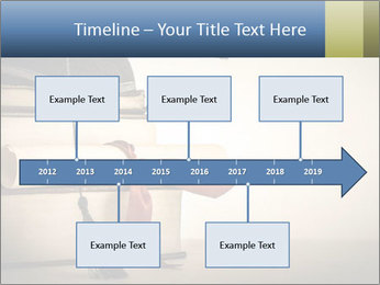 A mortarboard PowerPoint Templates - Slide 28