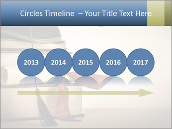 A mortarboard PowerPoint Templates - Slide 29