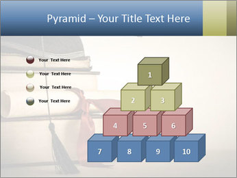 A mortarboard PowerPoint Templates - Slide 31