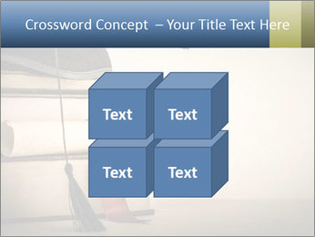 A mortarboard PowerPoint Templates - Slide 39