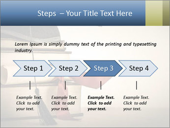 A mortarboard PowerPoint Templates - Slide 4