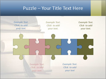 A mortarboard PowerPoint Templates - Slide 41