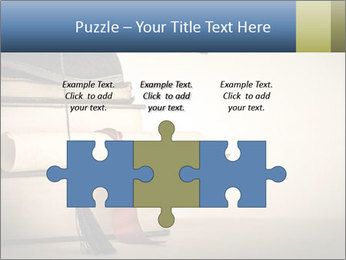 A mortarboard PowerPoint Templates - Slide 42