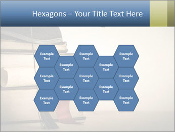 A mortarboard PowerPoint Templates - Slide 44