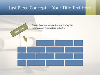 A mortarboard PowerPoint Templates - Slide 46