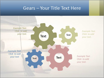 A mortarboard PowerPoint Templates - Slide 47
