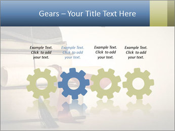 A mortarboard PowerPoint Templates - Slide 48