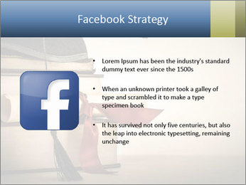 A mortarboard PowerPoint Templates - Slide 6