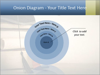 A mortarboard PowerPoint Templates - Slide 61