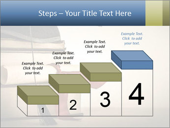 A mortarboard PowerPoint Templates - Slide 64
