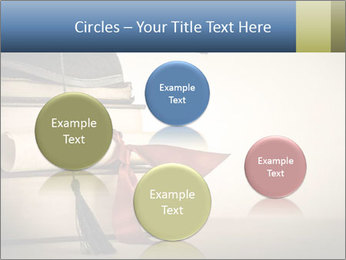 A mortarboard PowerPoint Templates - Slide 77