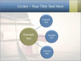 A mortarboard PowerPoint Templates - Slide 79