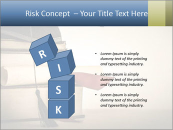 A mortarboard PowerPoint Templates - Slide 81