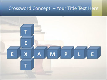 A mortarboard PowerPoint Templates - Slide 82
