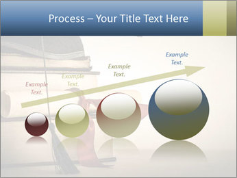 A mortarboard PowerPoint Templates - Slide 87