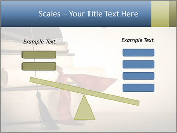 A mortarboard PowerPoint Templates - Slide 89