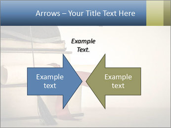 A mortarboard PowerPoint Templates - Slide 90