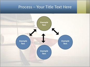 A mortarboard PowerPoint Templates - Slide 91