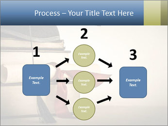 A mortarboard PowerPoint Templates - Slide 92
