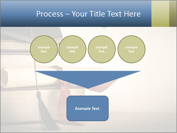 A mortarboard PowerPoint Templates - Slide 93