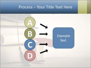 A mortarboard PowerPoint Templates - Slide 94