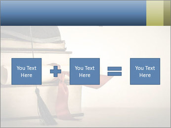 A mortarboard PowerPoint Templates - Slide 95