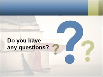 A mortarboard PowerPoint Templates - Slide 96