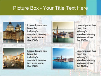 Canal Grande PowerPoint Template - Slide 14