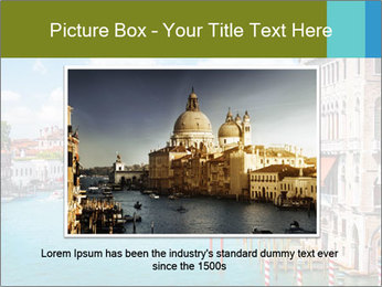 Canal Grande PowerPoint Template - Slide 16